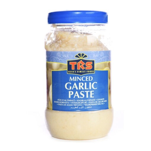 trs minced garlic paste – 1kg