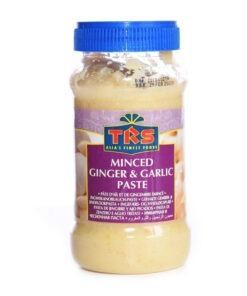 trs minced ginger & garlic paste