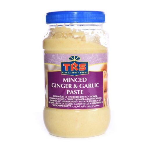 trs minced ginger & garlic paste – 1kg