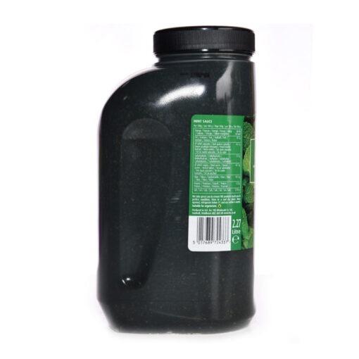 trs mint sauce – 2.2kg