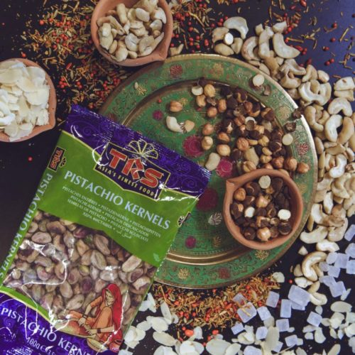 trs pistachio kernels – 100g