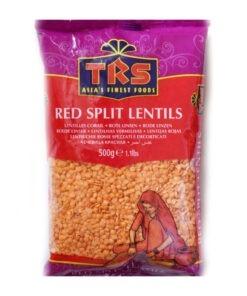 trs red lentils