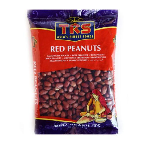 trs red peanuts