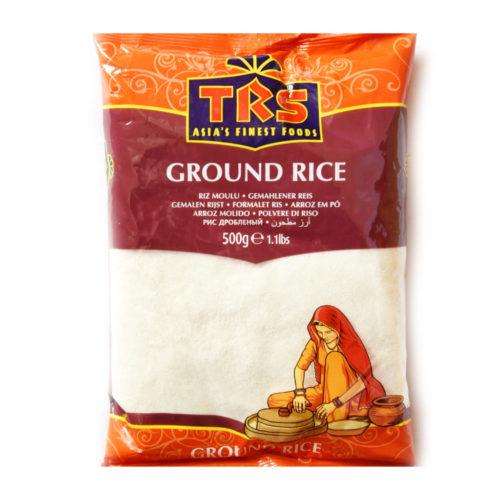 trs rice ground