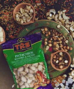 trs saled pistachios – 100g