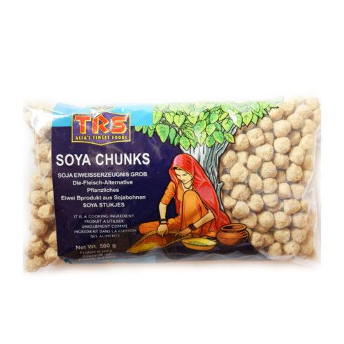 trs soya chunks – 500g
