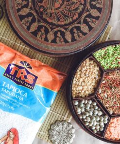 trs tapioca (sabudana) – 300g