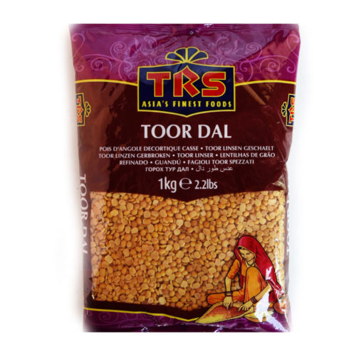 trs toor dal plain – 1kg