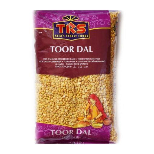 trs toor dal plain – 2kg