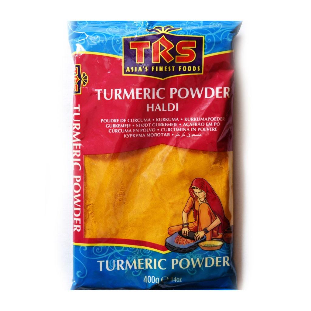 trs turmeric powder – 400g