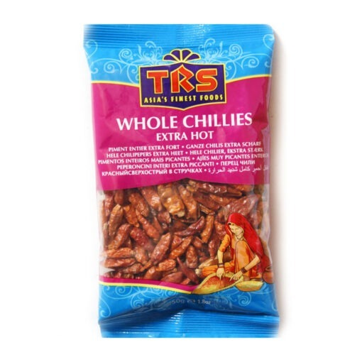 trs whole chillies ex hot